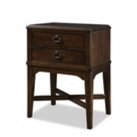 2 Drawer Nightstand - Glen Terrace Collection