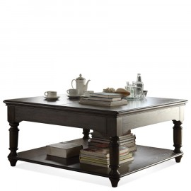 Belmeade Square Lift-Top Coffee Table
