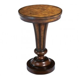 2-7282 Pedestal Accent Table