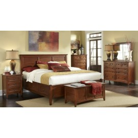 Westlake E King Storage Bed