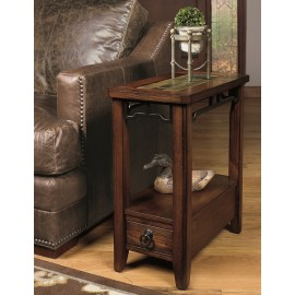 5013-07 Chairside End Table