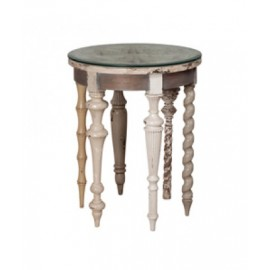 Artifacts Architectural Accent Table