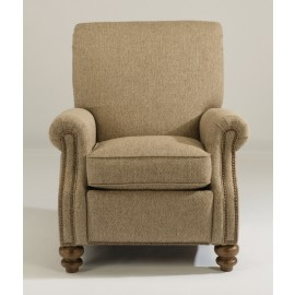 Bay Bridge Fabric  Recliner