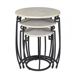 93411 3 Tier Nesting Tables