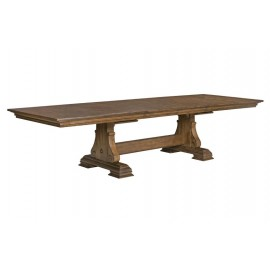 Portolone Caruso Trestle Table