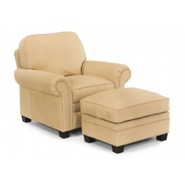 9842 City Leather Chair