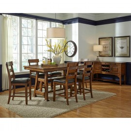 Ozark Gathering Height Dining Table