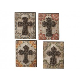 Medallion Cross Wall Décor