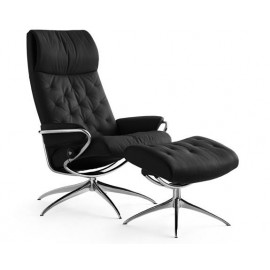 Stressless Metro High-Back Chair