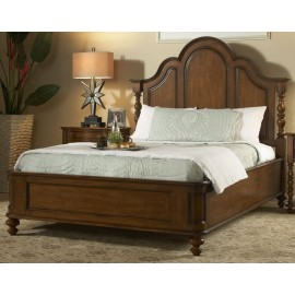Summer Home King Platform Bed
