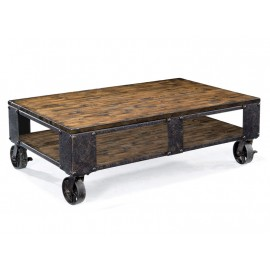Magnussen Rectangular Cocktail Table