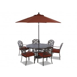 "Basics 60"" Round Dining Table"