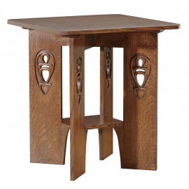 Argyle Street End Table - Centennial