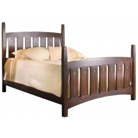 Harvey Ellis King Size Bed