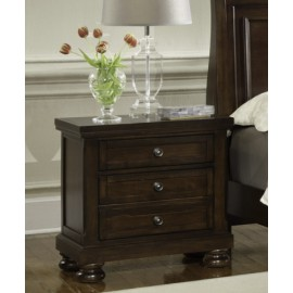 Reflections 2 Drawer Nightstand