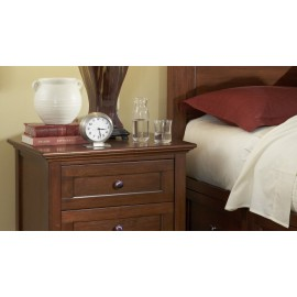 Westlake 3 Drawer Nightstand