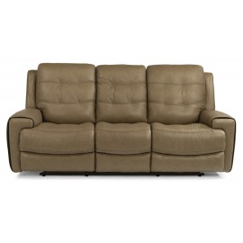 Wicklow Power Reclining Sofa with Power Headrest