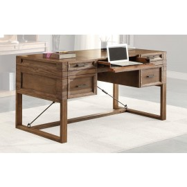 "Hickory Creek 60"" Writing Desk"