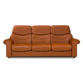 Liberty High Back 3-Seat Sofa