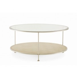 Belle Round Cocktail Table