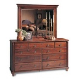 Durham 980-173 Saville Row Triple Dresser Marquis Finish