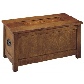 89-095-031 Gustav Stickley Collector Chest