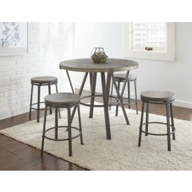 Portland Counter Stool Round