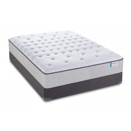 Posturepedic Anniversary Cushion Firm Mattress Set