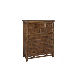 Wolf Creek 6 Drawer Chest