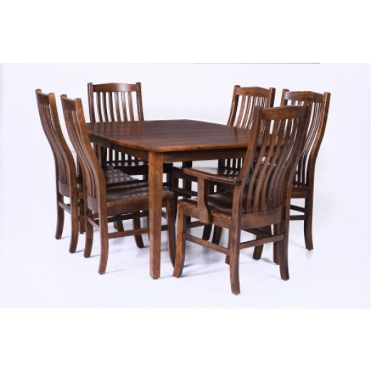 About A Chair 12 Side Chair.Doerr Furniture Expressions Boat Shaped Dining Table W 2 12 Leaf