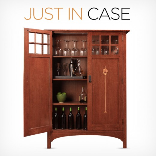 Doerr Furniture 2017 Stickley Collector Edition Cabinets