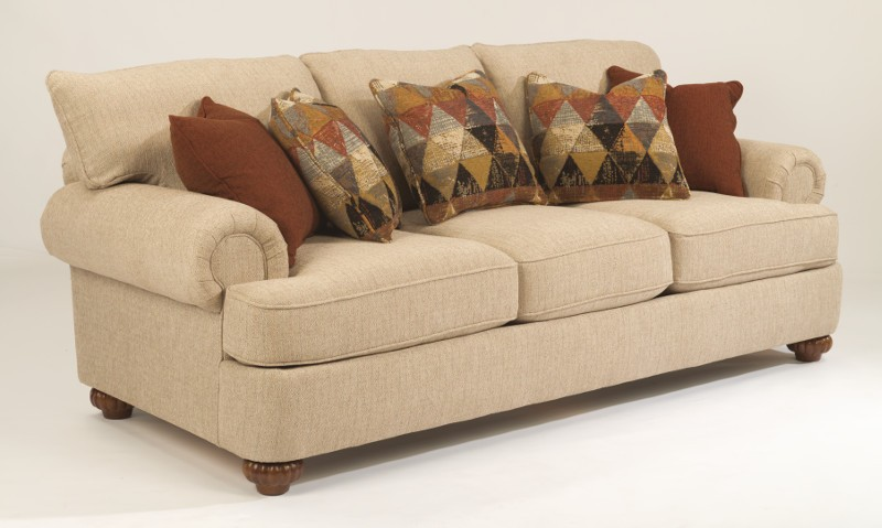 A Sofa In The Patterson Collection By Flexsteel