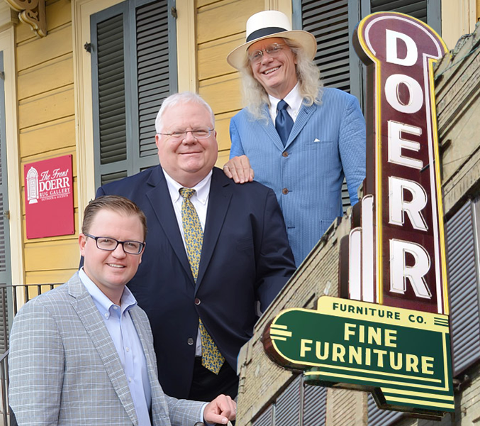Doerr Furniture Two Generations Doerr Furniture Doerr Furniture Store