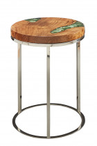 Ocean Green Accent Table*