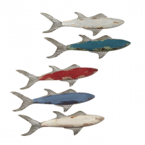 Small Fish Wall Decor