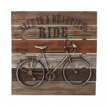 Bicycle Wall Decor
