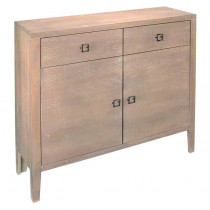 Hall chest with 2 doors and 2 drawers