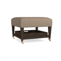 Kara Cocktail Ottoman by HGTV Design Studios