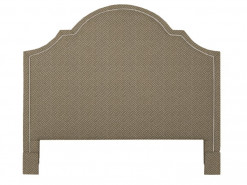 Barcelona Upholstered Queen Headboard by HGTV Design Studios
