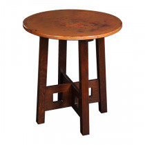 2020 Collector's Edition Coppertop Side Table