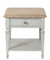 Burke Square Side Table