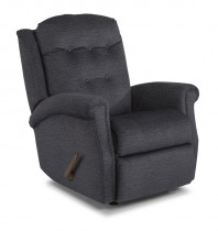 Minnie Fabric Rocking Recliner