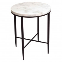 Round Table w/Marble Top