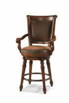 Waverly Place Swivel Bar Stool