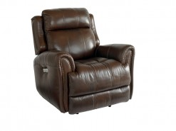 Marquee Power Wallsaver Recliner with Adjustable Headrest