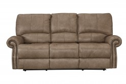Prescott Power Reclining Sofa with Adjustable Headrest
