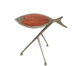 Fish Side Table