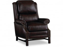Alta Leather High Leg Power Reclining Lounger