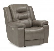 Leighton Power Wallhugger Recliner w/Power Headrest