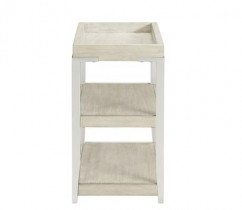 Lilly TrayTop Chairside Table